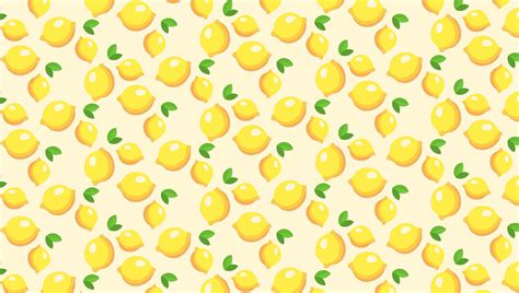 Tapete Gelb Muster by Pattern Template Lemons 183 Free Image On Pixabay