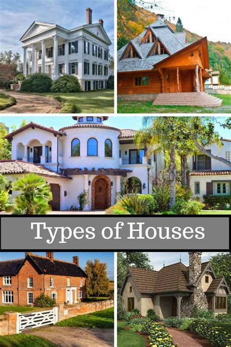33 Different Types of Houses Around the World (WITH