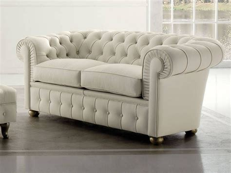 Chester Sofa by Chester Ecoleather Or Real Leather Sofa