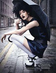 Goth Fashion Editorials