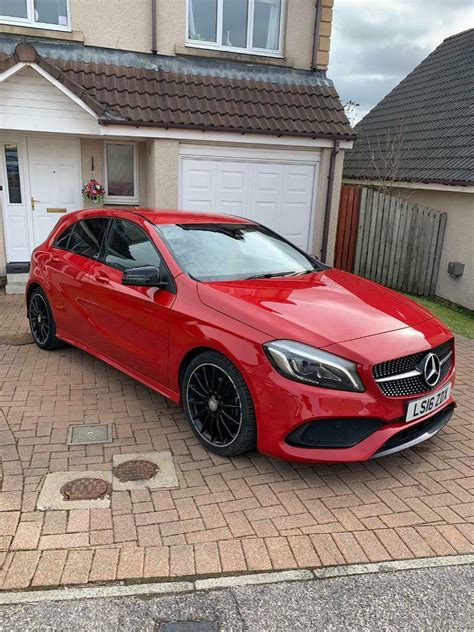 The car benefits from a full. 2016 Mercedes A200 AMG Sport Premium   in Westhill, Aberdeenshire   Gumtree
