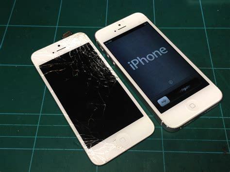 fix iphone 5 screen screen repair 171 mobile ease