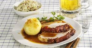 Schweinebraten Mit Biersoße : bayerischer schweinebraten mit kartoffelkn del rezept ~ Lizthompson.info Haus und Dekorationen
