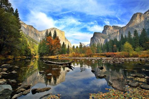 National Parks America Visit The Column