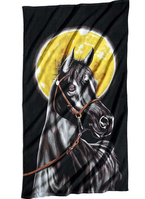 badetuch pferd xcm