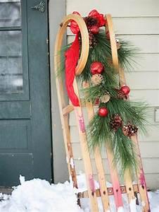 Holz Deko Weihnachten Draußen : weihnachtsdeko f r draussen macht weihnachten zu einem erlebnis ~ Yasmunasinghe.com Haus und Dekorationen