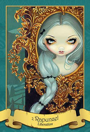 blue angel publishing  faerytale oracle lucy