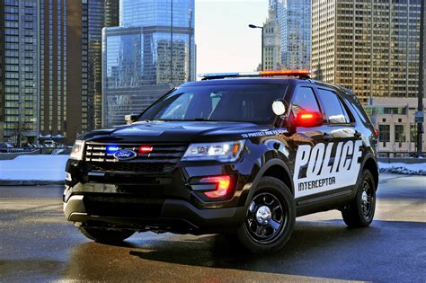 Price Of A Ford Interceptor Utility Release Date Price