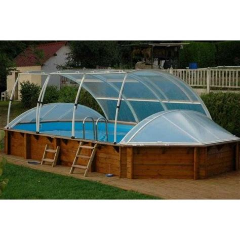 toit de piscine hors sol le prix d un abri de piscine hors sol tarifs et co 251 ts