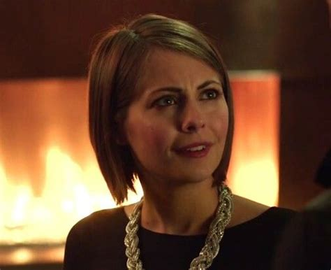 I Am In Love With Willa Holland's Short Angled Bob