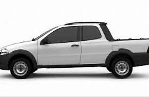 Fiat Strada Working 1 4  Flex   Cabine Dupla  2013  2013