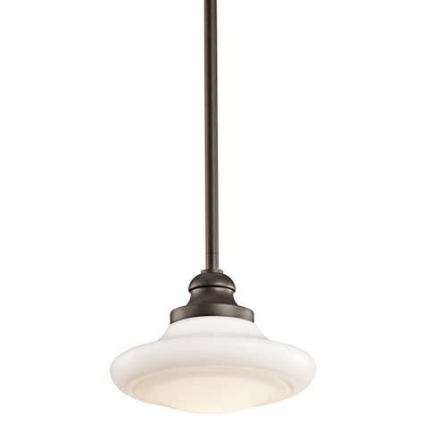 keller dual mount schoolhouse ceiling pendant light