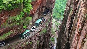 Top 5 Most Dangerous Roads in The World! - YouTube
