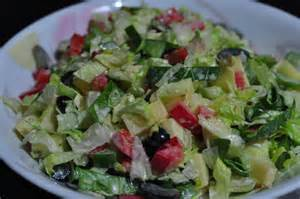 Tossed Salad with Grapes Recipe