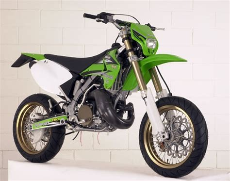 Kawasaki Motard by Supermotard
