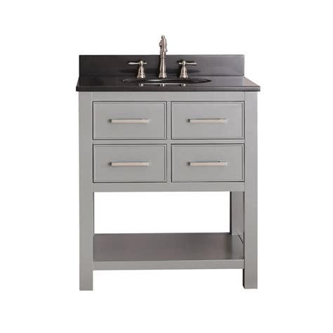 30 inch bathroom vanity with sink 30 inch single sink bathroom vanity in chilled gray