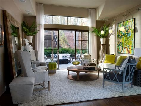 hgtv living rooms hgtv green home 2012 living room pictures hgtv green