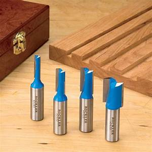 Top Ten Basic Router Bits Every Wood Worker Needs: * Wood