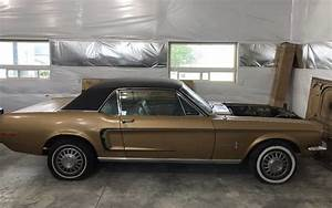 Golden Nugget Special! 1968 Ford Mustang