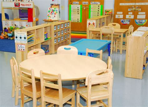 classroom environment center for early childhood 400 | shutterstock 19817053 1024x742