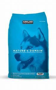 Nature39s domain dog food reviews ratings recalls for Costco natural dog food
