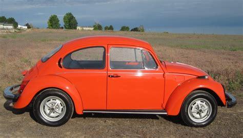 1974 VW Beetle: Unloved Bug