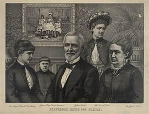 Jefferson Davis (1808-1889) | Mississippi History Now
