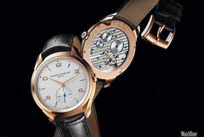 Baume Mercier Wallpapers Watches Luxury Watchtime Clifton
