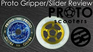 Proto Gripper and Slider Review with Nick Darger - YouTube
