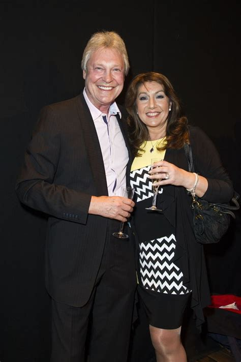 Jane McDonald and long-term partner Ed's beautiful love ...