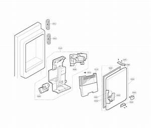 kenmore elite refrigerator parts model 79572059110 With wiring diagram for kenmore ice maker