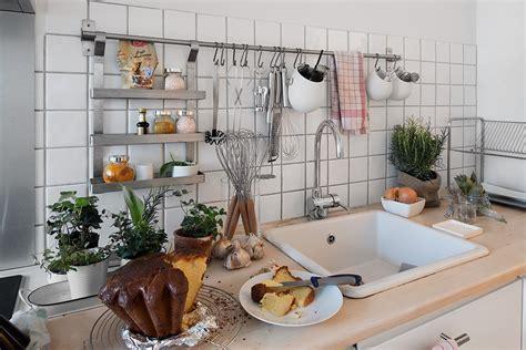 cocinas blancas pequenas  modernas blog tienda