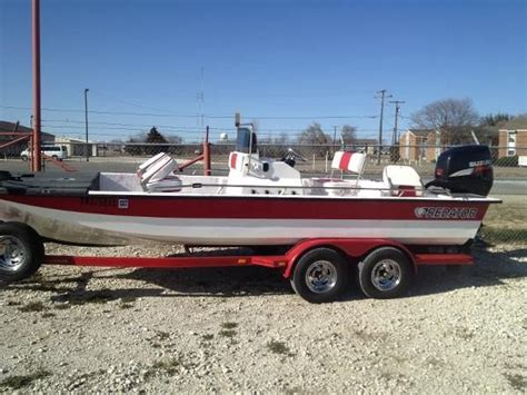 Predator Marine Boats by Insight On Predator 222 Bay The Hull Boating And