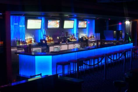 One Wall Kitchen Layout Ideas - top 5 lighting ideas and tips for bar and nightclub design cabaret design group nightclub