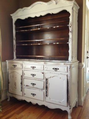 White Kitchen Hutch For Sale - china cabinets for sale foter