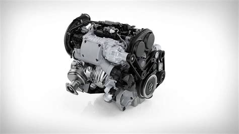 Volvo Cars Three Cylinder Engine Technology