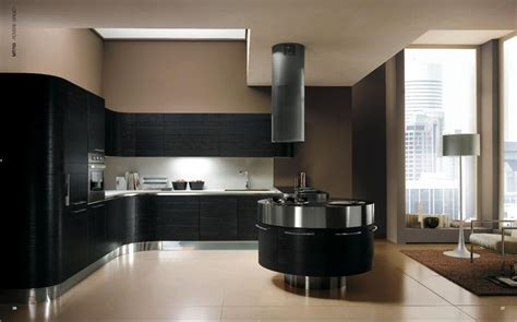 cuisine noir et inox cuisine noir et inox