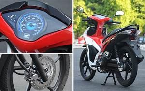 Honda Supra X Helm
