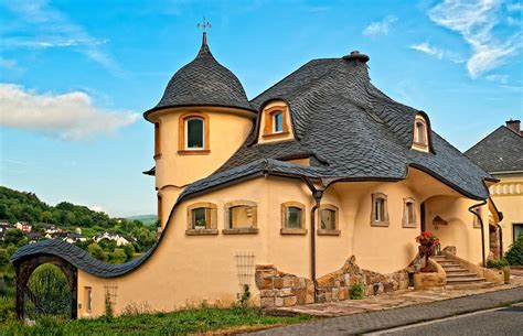 Pix Grove Fantasy House In Germany
