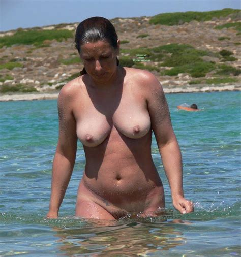 Beach Voyeur: Girls In Greece - April, 2012 - Voyeur Web