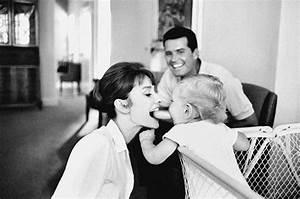 Photos rares et décalées de Audrey Hepburn - Chambre237