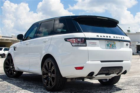 land rover sport white stormtrooper white range rover sport by ultimate auto