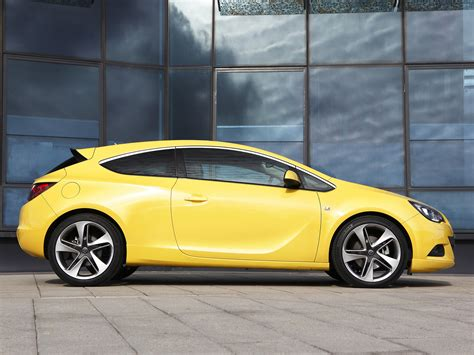 Opel Astra Gtc Picture 96514 Opel Photo Gallery