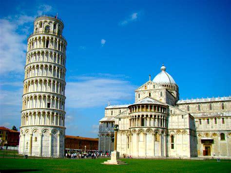 pisa italy the leaning tower of pisa torre pendente di