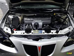 2005 Pontiac Grand Prix Gt Sedan 3 8 Liter Ohv 12