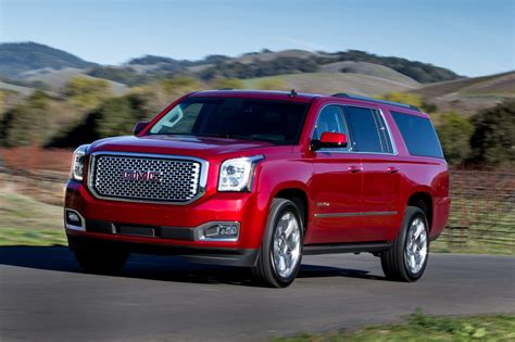 Used 2015 Gmc Yukon Xl For Sale