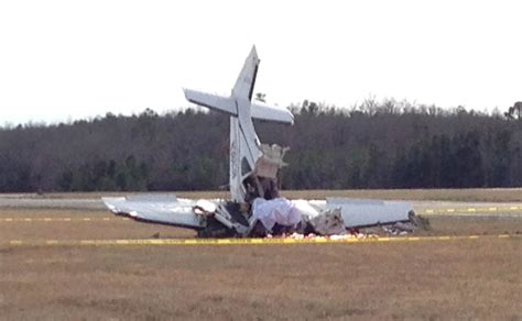 Three Killed When Plane Trying To Avoid Collision Crashes