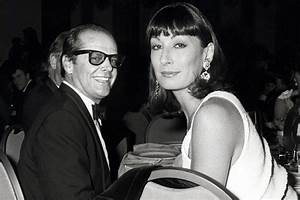 Anjelica Huston & Jack Nicholson: Muses, Lovers | The Red List