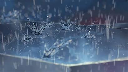 Google 움짤 Anime Rain Background Scenery 장면