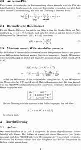Fehler Des Mittelwertes Berechnen : der dampfdruck von wasser pdf ~ Themetempest.com Abrechnung